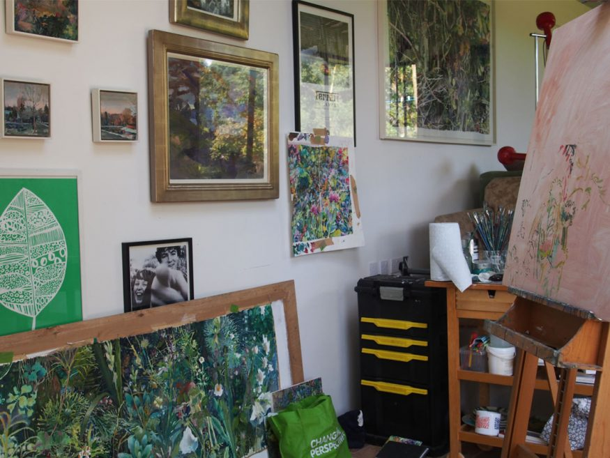Gloucestershire art classes